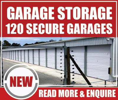 Allsure Storage Services Knysna Secure Garage Storage